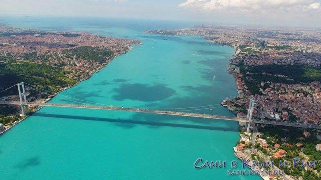 Босфор-снова-голубой