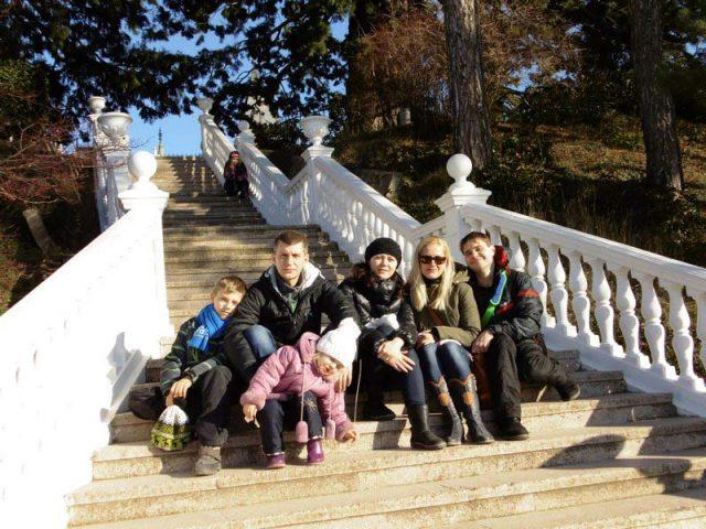 Массандравский-дворец