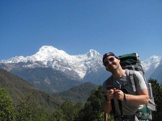 Я-в-Непале