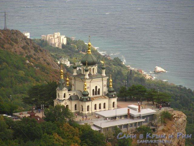 foroskaya-tserkov-chram-mayak
