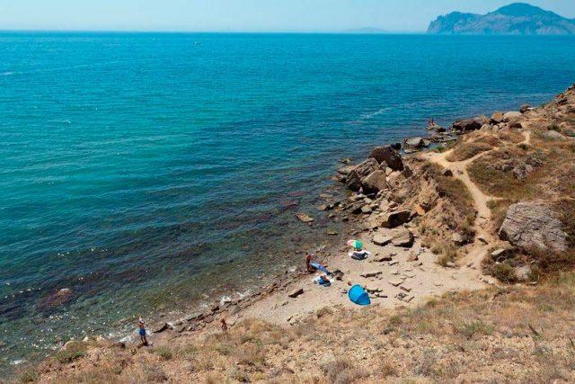 Пляжи-Орджоникидзе