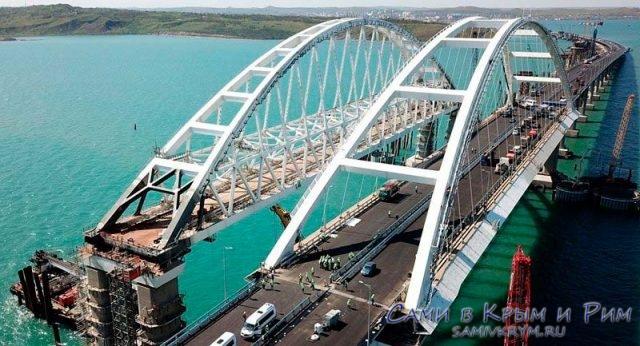 По-Крымскому-мосту