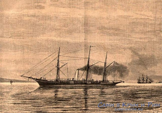 Яхта-Кузнецова