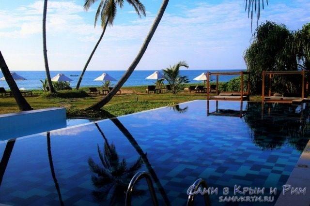 Отели на ланкийском берегу