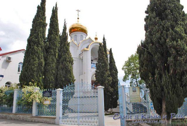 Собор иконы Казанской божией матери