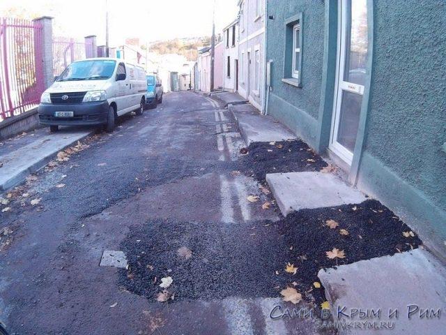 remont-asfaltom-v-korke