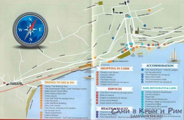 Cobh-map