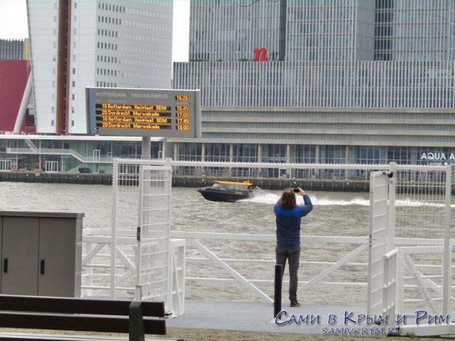 Водный транспорт Роттердама