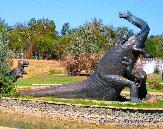 бронтазавр-символ-саки