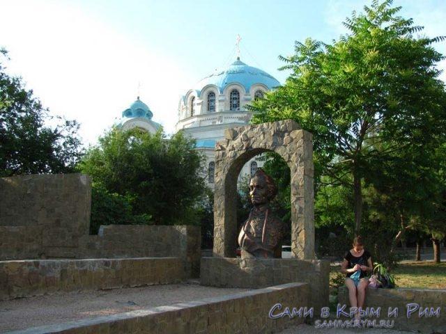 бюст-Суворова