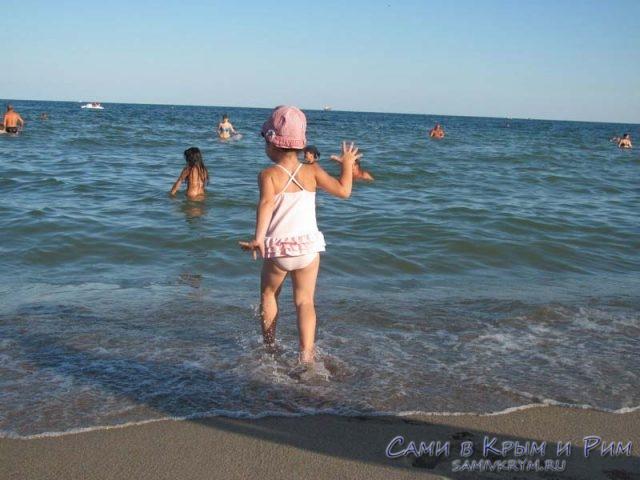 дети-любят-море