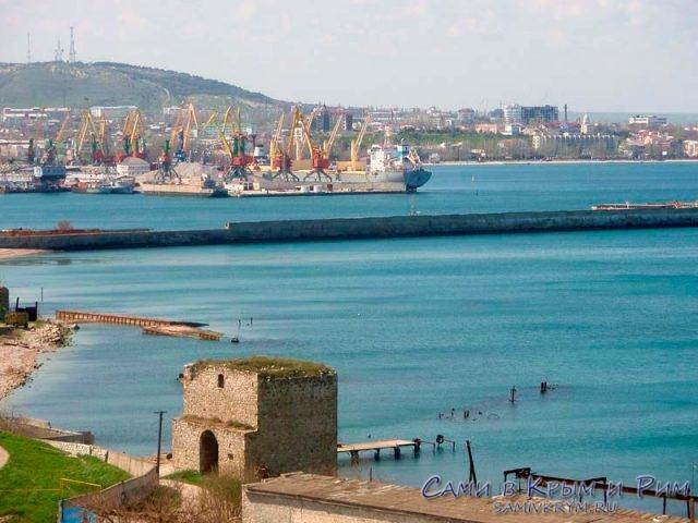 feodosiya-port