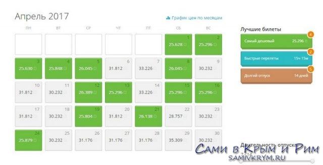 kalendar-cen-na-bileti