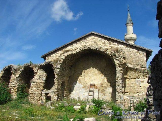 крымские-развалины