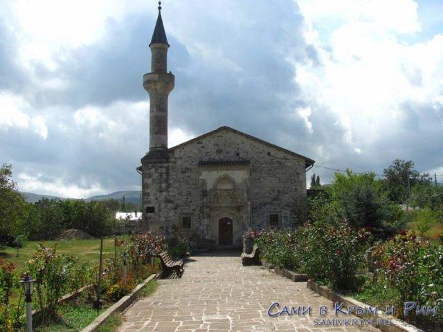 мечеть-Узбек-Хана