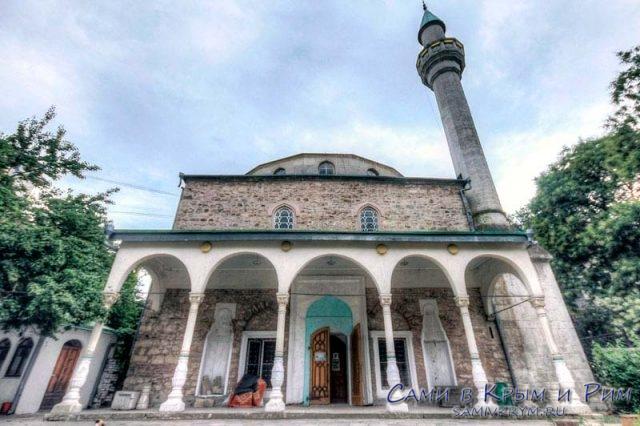 мечеть-муфты-джами