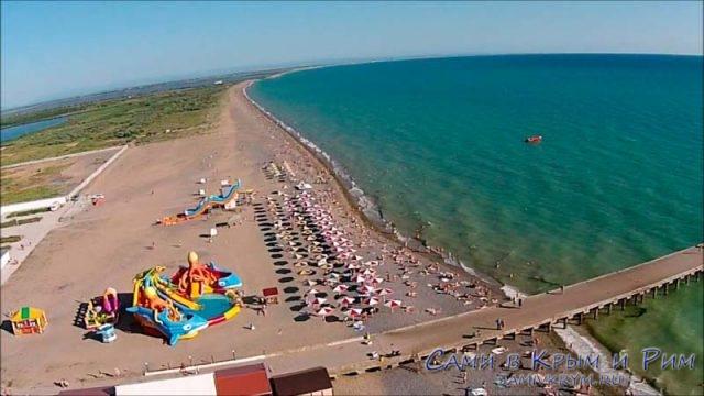 новофедоровка-пляж