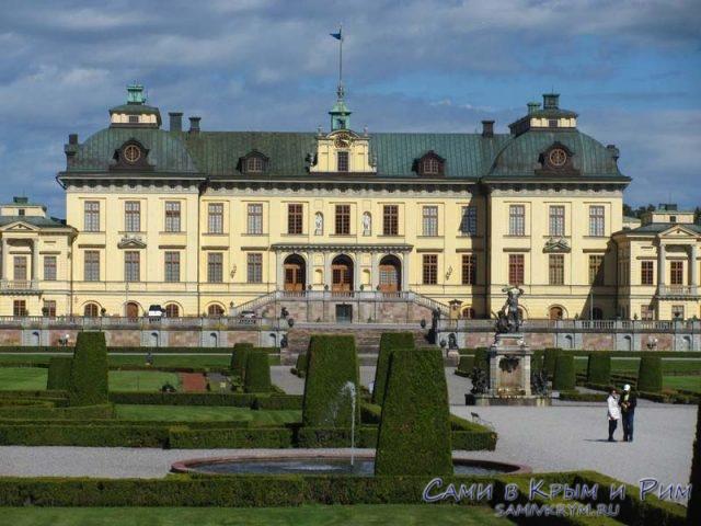 парк-и-дворец-Дроттнингхольм