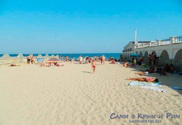 песочный-пляж