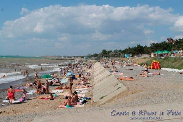 пляж-в-песчаном