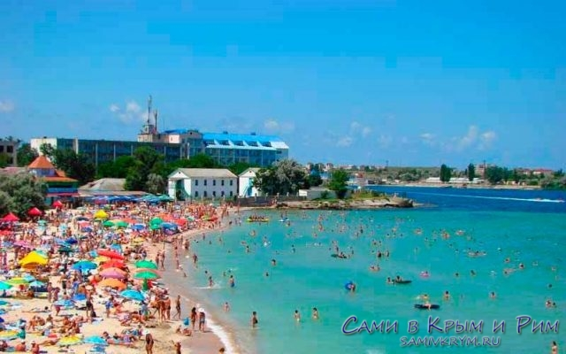 пляжи-черноморского