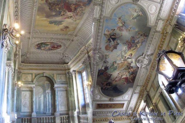 потолки-в-королевском-дворце