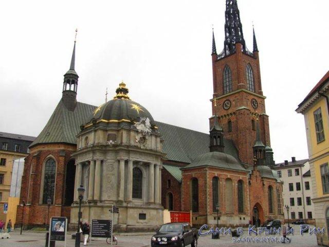 церковь-Риддархольмен