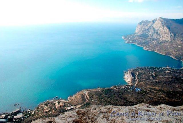 Бирюзовое-море-Крыма