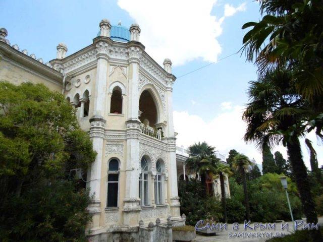 Дворец-Эмира--Бухарского