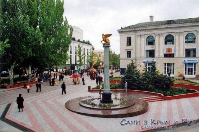 Город-керчь