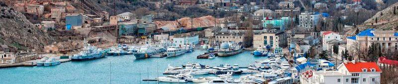 Карьер-и-яхты-в-Балаклаве