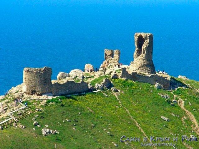 Крепость-Чембало