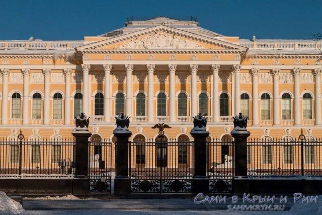 Михайловский-дворец