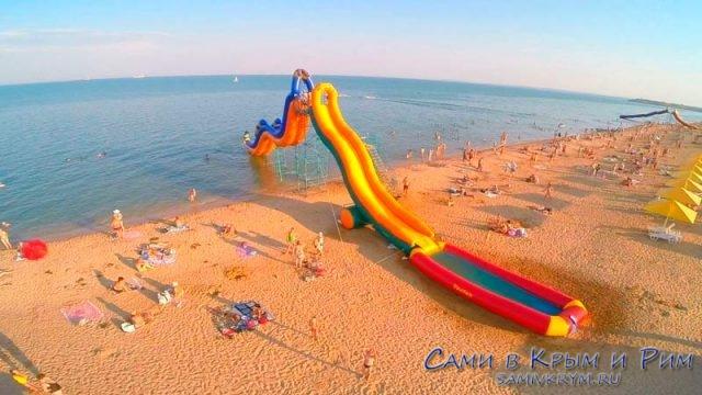 Песочные-пляжи-Керчи