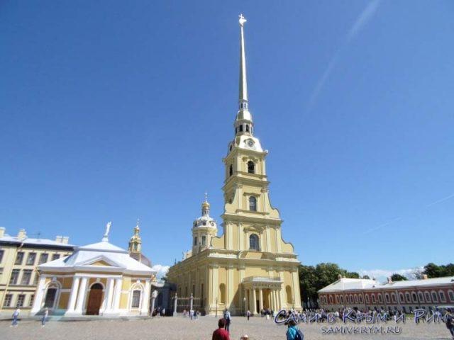 Петропавловский-собор