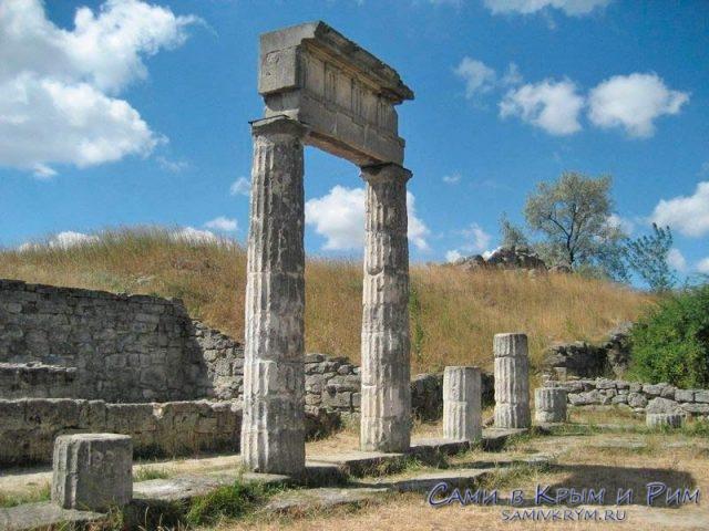 Развалины-Пантикопея