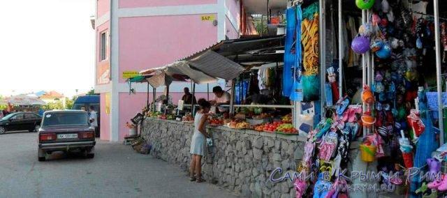 Рынок-в-Форосе