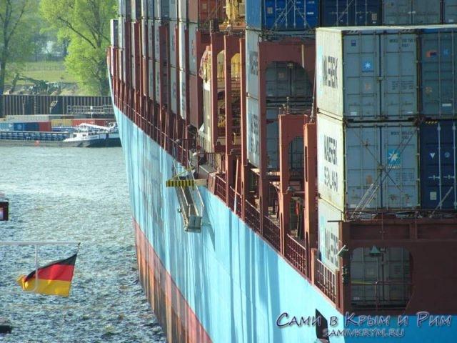 Шавртовка-контейнера