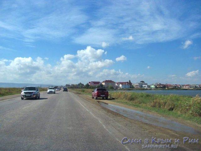 Трасса-Керчь-Симферополь