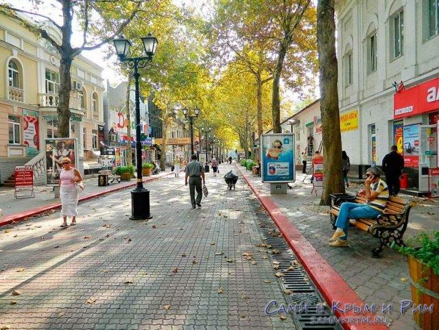 Улицы-Керчи