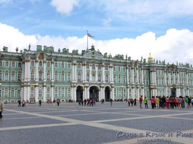 Зимний-дворец