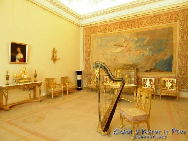 комнаты-дворца