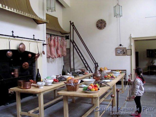кухня-в-Воронцовском-дворце