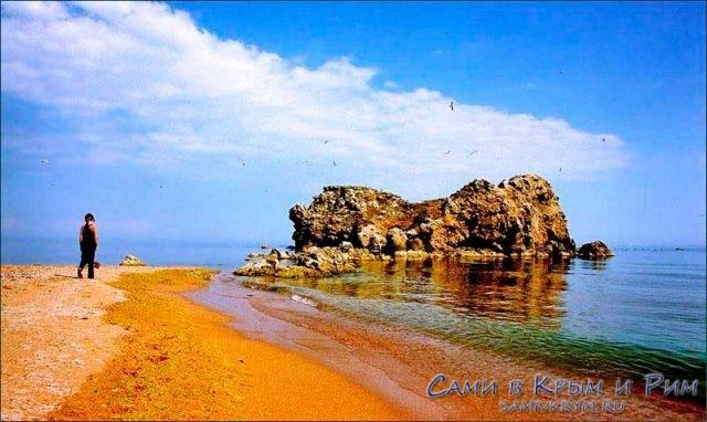 пляжи-возле-керчи