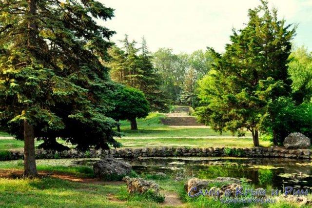 Ботанический-сад-в-Симферополе