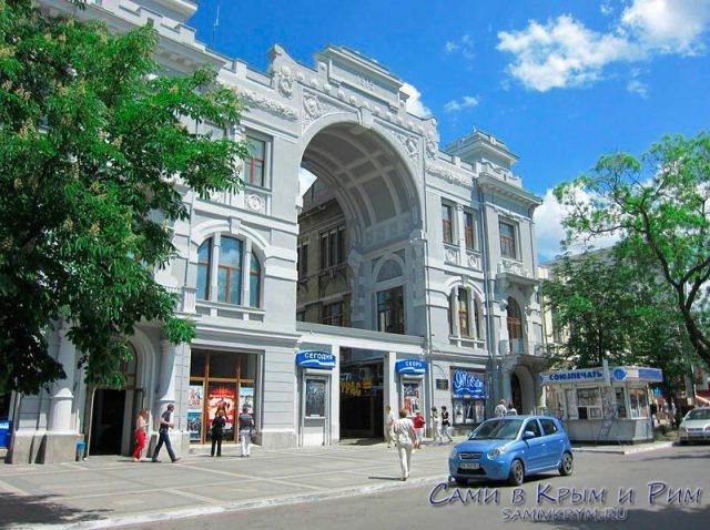 Кинотеатр-Шевченко