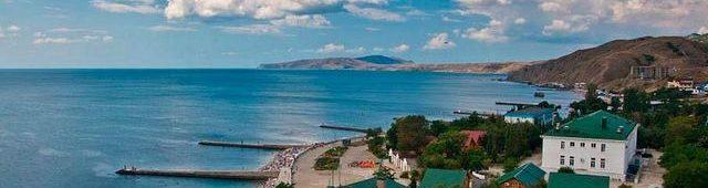 Крымские-пейзажи-Курортное-мини