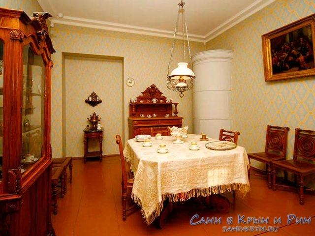 Квартира-Достоевского