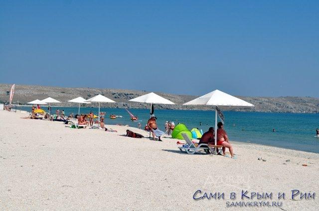 Пляж-Татарка