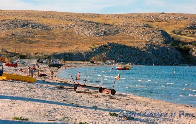 Пляж-в-татарской-бухте
